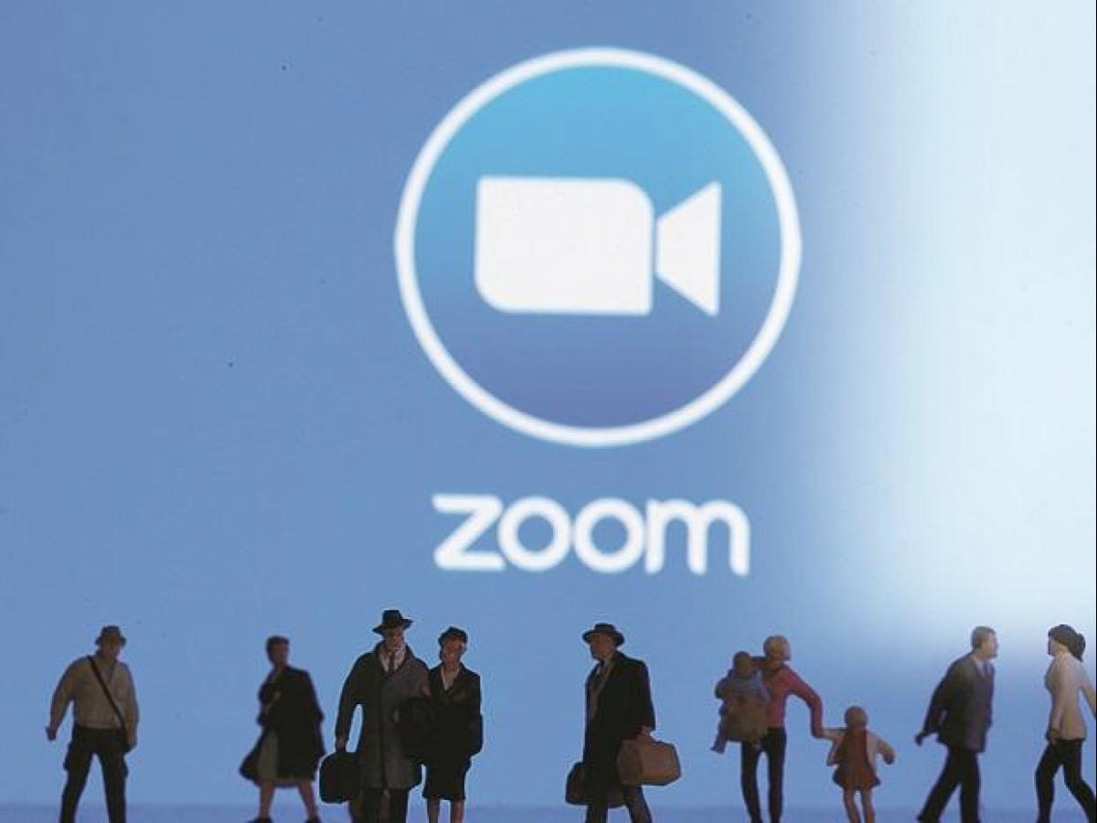 Google also banned the zoom app