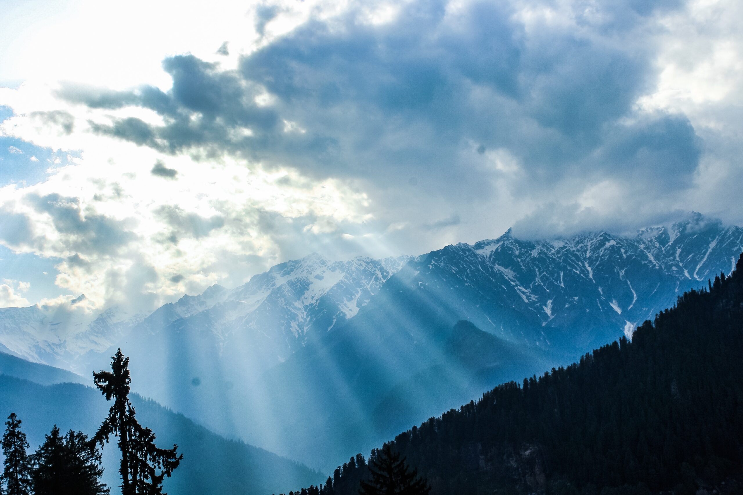 In Manali Trip, places to see.
