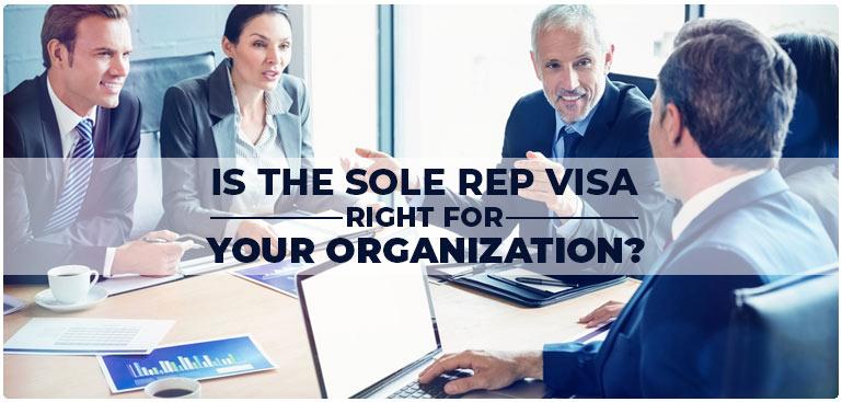Sole Representative Visa UK