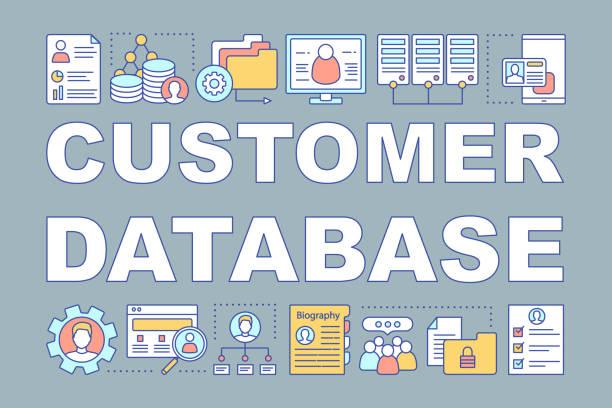 Client Database & Customer Database Software