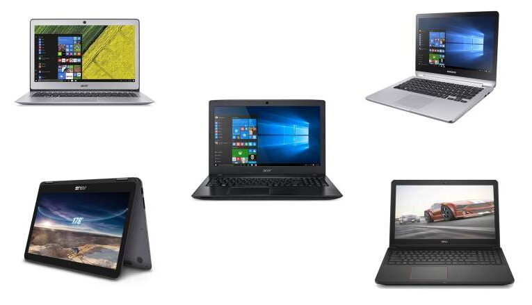 Discovering the Laptop That's Right for You