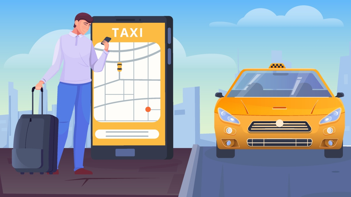How to develop an arete taxi booking app